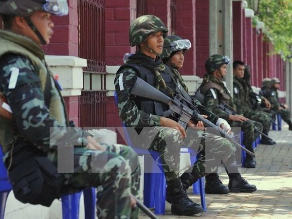 Policia tailandesa: Ataques en el Sur vinculados con rebeldes musulmanes hinh anh 1