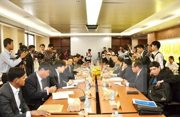 Vietnam y Camboya continuan deliberaciones sobre demarcacion fronteriza hinh anh 1