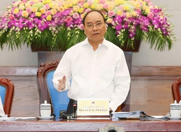 La confianza de empresas vietnamitas se recupera en agosto, observa premier hinh anh 1