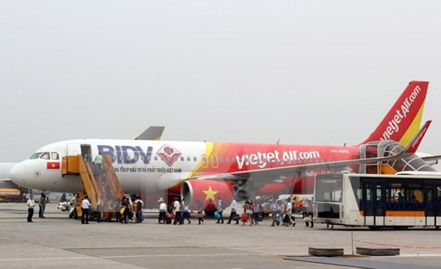 Linea aerea de Vietnam abrira nuevas rutas a Taiwan hinh anh 1