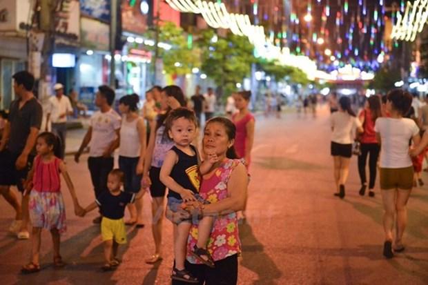 Calles del Centro de Hanoi brillaran con vida nocturna cada fin de semana hinh anh 1