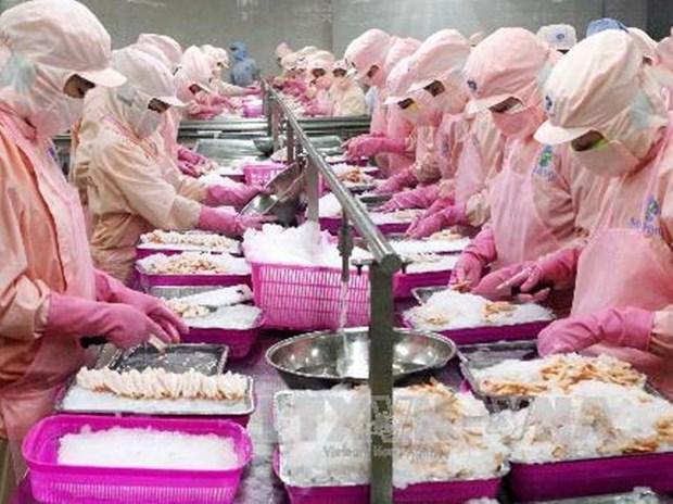 Incrementa Vietnam exportaciones acuicolas en primeros ocho meses hinh anh 1