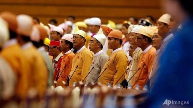 Inauguran Conferencia Federal de la Paz de Myanmar hinh anh 1