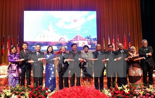 Inauguran conferencia sobre Comunidad de Cultura-Sociedad de ASEAN hinh anh 1