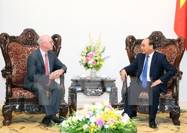 Confirma FMI compromisos de cooperacion con Vietnam hinh anh 1
