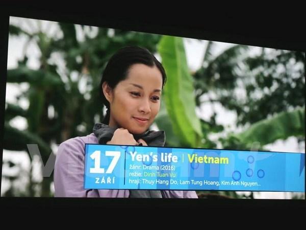 Cinta vietnamita se proyectara en Festival de Cine de ASEAN en Republica Checa hinh anh 1