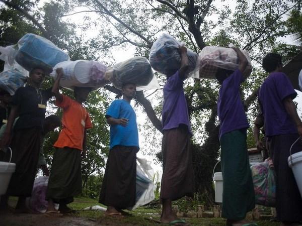 Tribunal tailandes condena a 35 anos de prision a traficante de rohingyas hinh anh 1