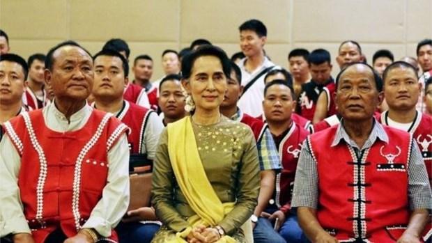 Myanmar: Conferencia Panglong logra primer acuerdo hinh anh 1