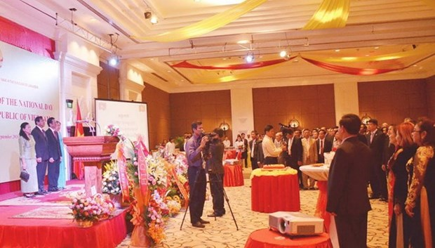 Celebran en numerosos paises Dia Nacional de Vietnam hinh anh 1