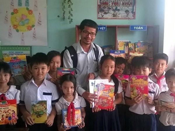 UNESCO honra programa vietnamita de impulsar lectura en zonas rurales hinh anh 1
