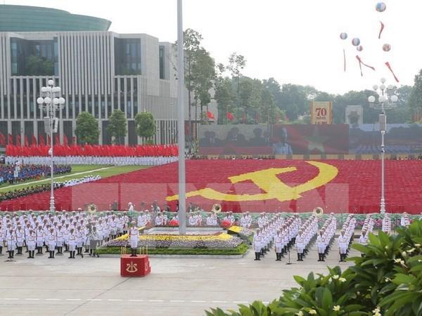 Lideres mundiales felicitan a Vietnam por el dia de la Independencia hinh anh 1