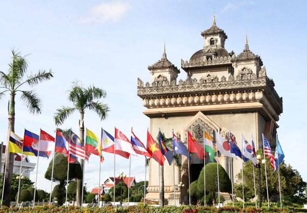 Anuncian temas a debatir en Cumbres 28 y 29 de ASEAN hinh anh 1