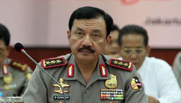Presidente indonesio nombra nuevo director de Inteligencia hinh anh 1