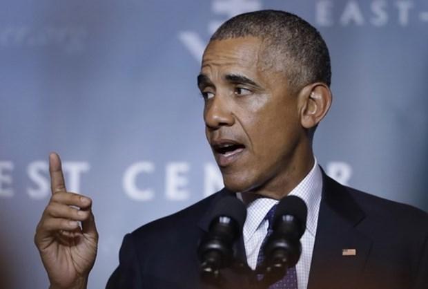 Estados Unidos llama a China evitar tensiones en Mar del Este hinh anh 1