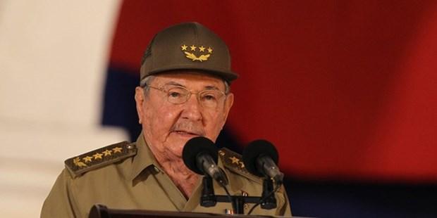 Presidente cubano felicita a Vietnam en su Dia de Independencia hinh anh 1