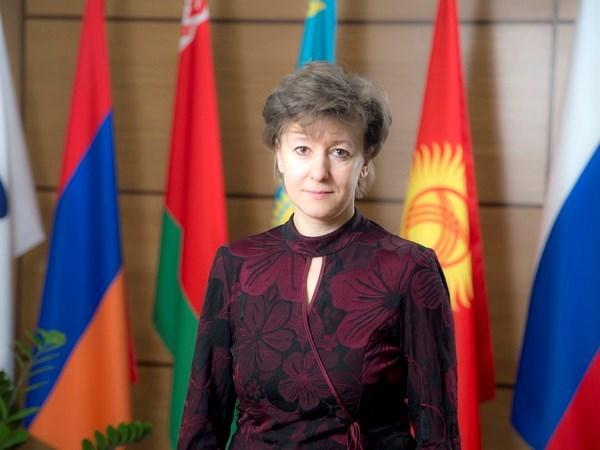 Tratado de libre comercio UEE-Vietnam entrara en vigor en octubre hinh anh 1
