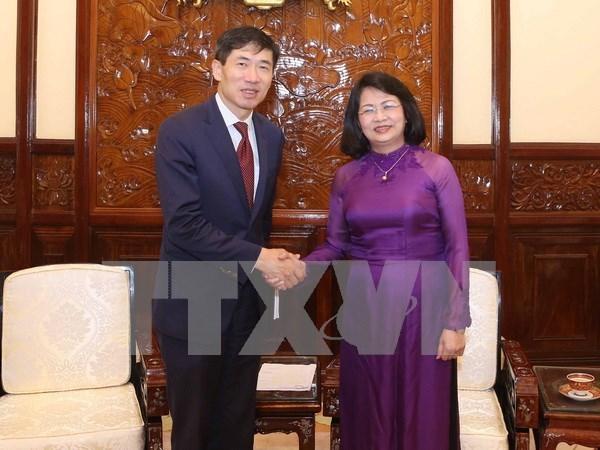 PNUD promete continua asistencia a Vietnam hinh anh 1