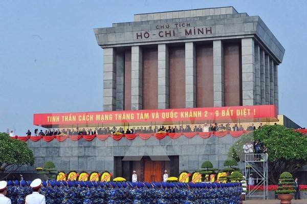 Dirigentes del mundo felicitan a Vietnam por el Dia Nacional hinh anh 1