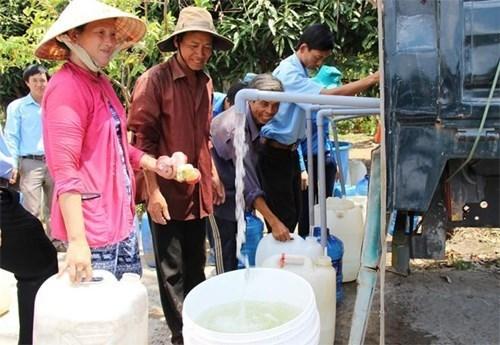 Provincia vietnamita planea proyectos de suministro de agua a areas de minorias hinh anh 1
