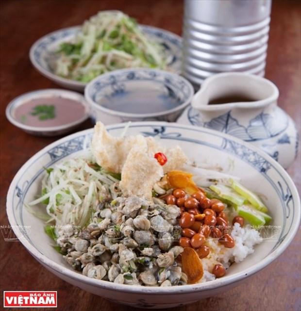 Arroz con mejillones en Hue hinh anh 1