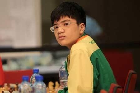 Vietnam vence a Colombia en la Olimpiada de Ajedrez hinh anh 1