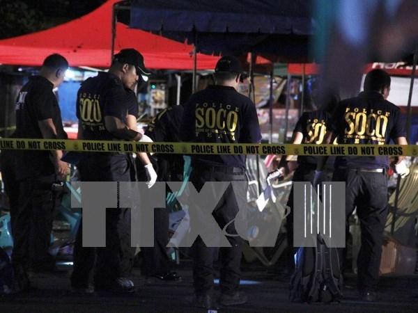 Policia filipina detiene a un sospechoso de ataque con bomba en el sur hinh anh 1