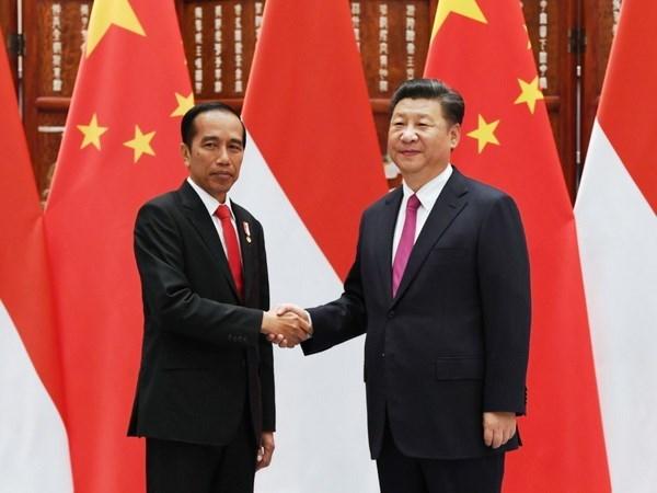 Indonesia y China aspiran fomentar cooperacion economica hinh anh 1