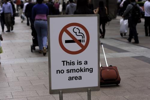Camboya lanza campana sin tabaco en ciudades turisticas hinh anh 1