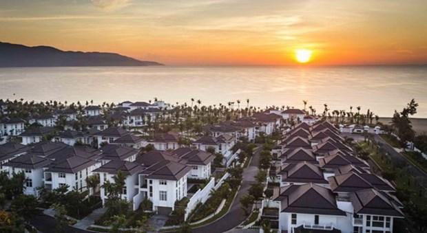Spa en ciudad vietnamita figura entre los mejores de Asia hinh anh 1