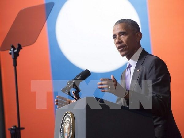 Laos y Estados Unidos establecen asociacion integral hinh anh 1