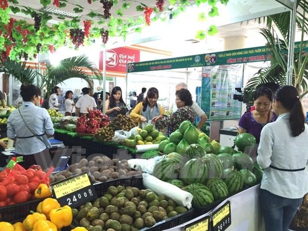 Importaciones vietnamitas de frutas y verduras en ocho meses aumentan 37 por ciento hinh anh 1