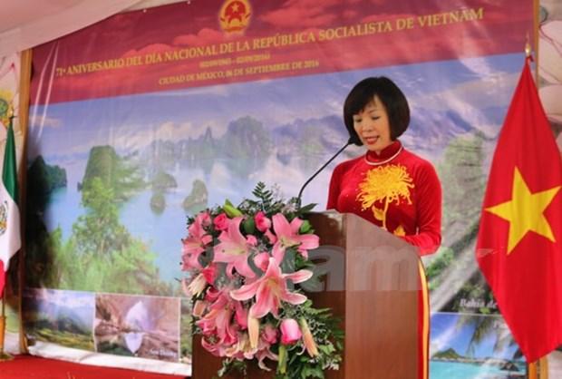 Diversas actividades en ultramar para conmemorar Fiesta Nacional de Vietnam hinh anh 1