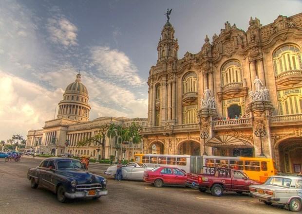 """Celebran en Cuba seminario """"Vietnam ayer, hoy y siempre"""" hinh anh 1"""