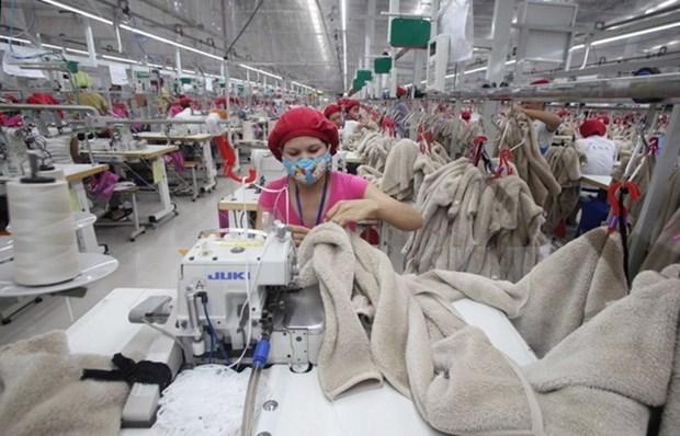 Vietnam y Mexico intensifican la cooperacion en industria textil hinh anh 1