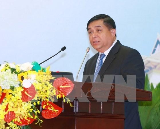 Vietnam discute proceso de graduacion del programa AIF con BM hinh anh 1
