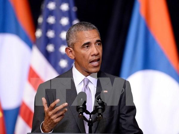 Obama: Veredicto de PCA sobre Mar del Este es vinculante hinh anh 1