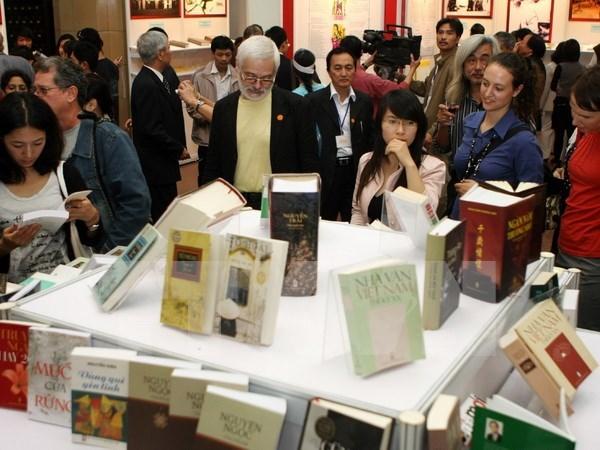 Divulgan cultura y literatura rusa en Hanoi hinh anh 1