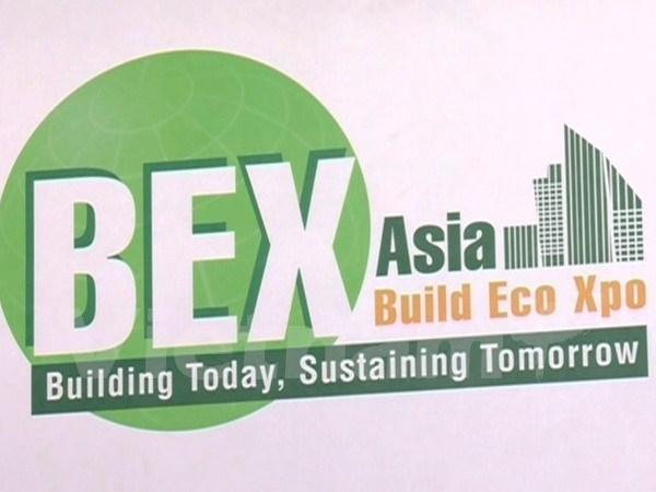 Empresas vietnamitas asisten a feria de eco-construccion en Singapur hinh anh 1