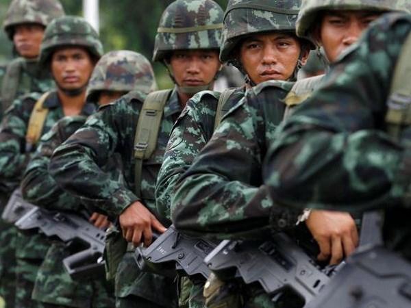 Incrementa Tailandia presupuesto para defensa nacional hinh anh 1