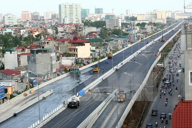 Hanoi busca asistencia japonesa en proyectos de transporte urbano hinh anh 1