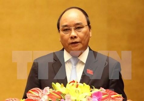 Relaciones Vietnam- China continuan desarrollo positivo hinh anh 1