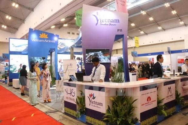 Vietnam participa en la mayor feria de turismo de Asia-Pacifico hinh anh 1