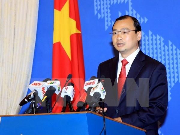Preocupado Vietnam por prueba nuclear de Corea del Norte hinh anh 1