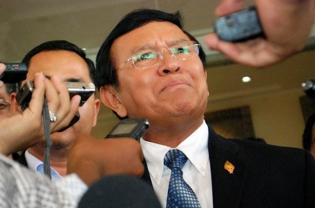 Corte de Phnom Penh sentencia a lider opositor a cinco meses de prision hinh anh 1