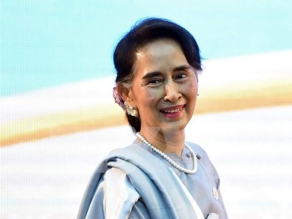 Aung San Suu Ky visita Estados Unidos hinh anh 1