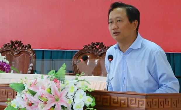 Expulsado Trinh Xuan Thanh del Partido Comunista de Vietnam hinh anh 1