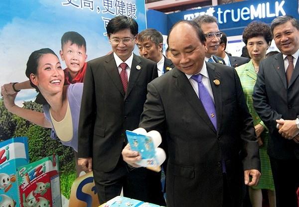 Inauguran XIII Exposicion China-ASEAN en Nanning hinh anh 1