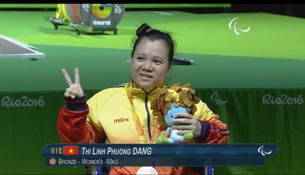 Vietnam gana segunda medalla en Juegos Paralimpicos 2016 hinh anh 1