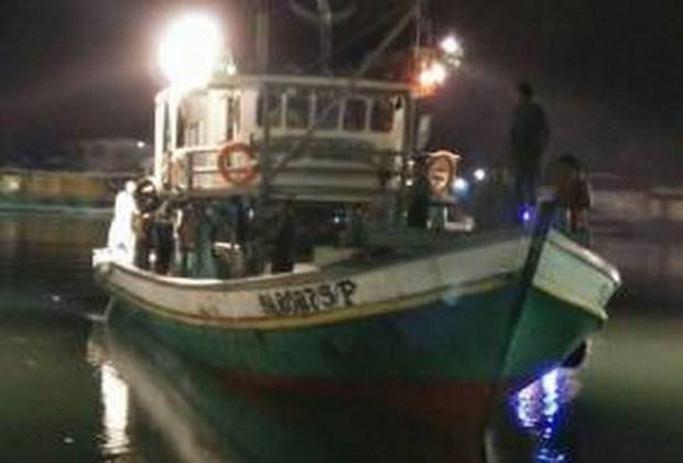 Tres pescadores secuestrados en mar de Malasia hinh anh 1