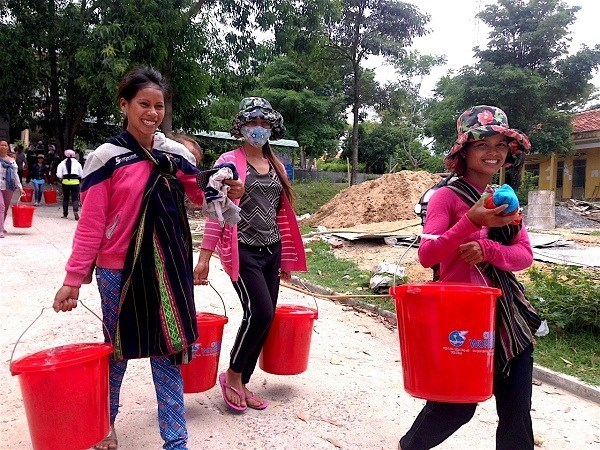 ONU Mujeres ayuda a feminas pobres en provincia altiplana vietnamita de Kon Tum hinh anh 1